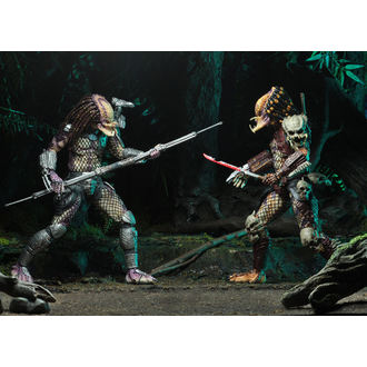 figúrka (sada 2 kusov) Predator - Bad Blood & Enforcer, NNM, Predator