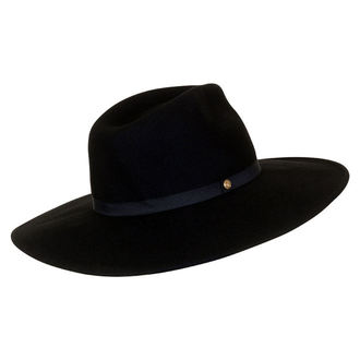 klobúk NECESSARY EVIL - ANTIBRAND WIDE BRIM WITCHES, NECESSARY EVIL
