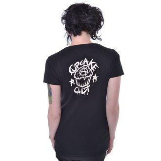 tričko dámske Cupcake Cult - BROKEN BUTTERFLY - BLACK, CUPCAKE CULT