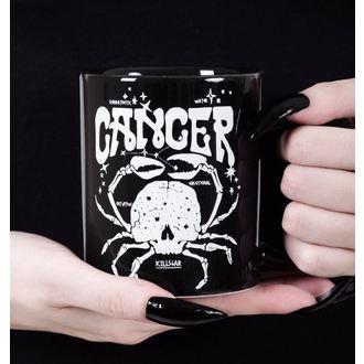 hrnček KILLSTAR - Cancer - BLACK, KILLSTAR