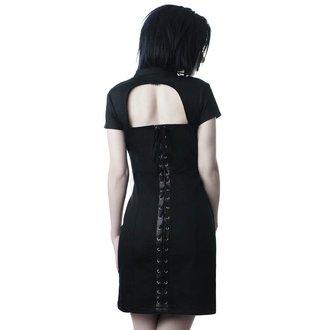 šaty dámske KILLSTAR - Casey - BLACK, KILLSTAR