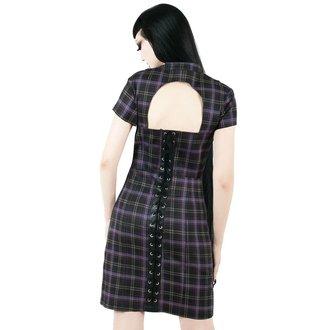 šaty dámske KILLSTAR - Casey - TARTAN, KILLSTAR