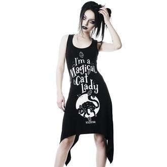 šaty dámske KILLSTAR - Cat Lady, KILLSTAR