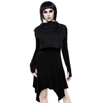 šaty dámske KILLSTAR - Chalice - BLACK, KILLSTAR