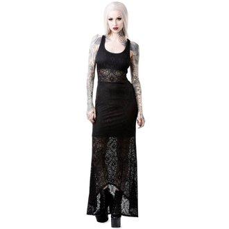šaty dámske KILLSTAR - CHELSEA CHILL - BLACK, KILLSTAR