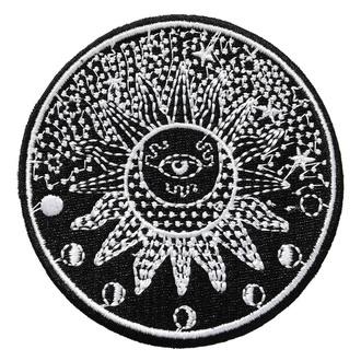 nažehlovačka (nášivka) KILLSTAR - Cosmoz Patch - BLACK - KSRA000166