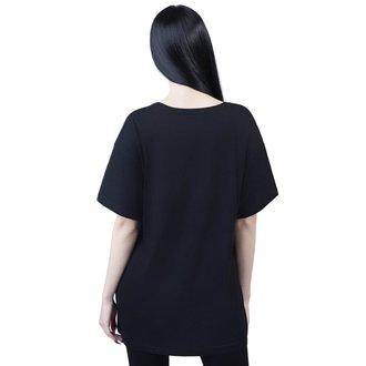 tričko dámske KILLSTAR - C'mon Meow - BLACK, KILLSTAR