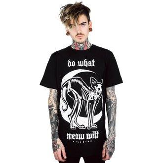 tričko pánske KILLSTAR - C'mon Meow - BLACK, KILLSTAR