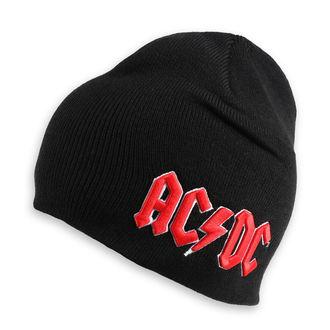 čiapka AC/DC - Red 3D Logo - ROCK OFF, ROCK OFF, AC-DC