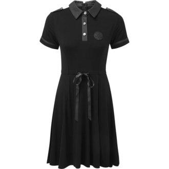 šaty dámske KILLSTAR - Dark Doll - BLACK