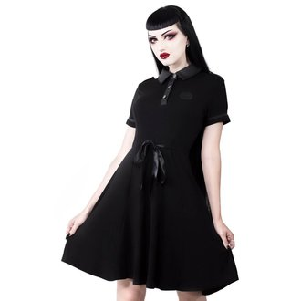 šaty dámske KILLSTAR - Dark Doll - BLACK, KILLSTAR