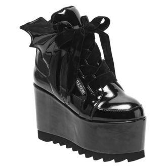 topánky dámske KILLSTAR - Dead 4Ever - BLACK, KILLSTAR