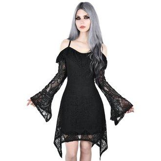 šaty dámske KILLSTAR - Deadly Beloved - BLACK, KILLSTAR