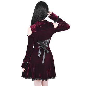šaty dámske KILLSTAR - Dead Silent, KILLSTAR