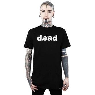 tričko pánske KILLSTAR - Dead - Black, KILLSTAR