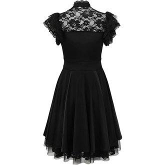 šaty dámske KILLSTAR - DEAR DARKENESS - BLACK, KILLSTAR
