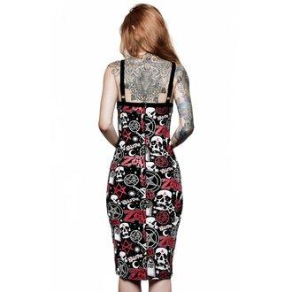 šaty dámske KILLSTAR - Rob Zombie - Demonoid - BLACK, KILLSTAR, Rob Zombie