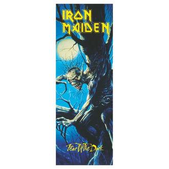 vlajka Iron Maiden - Fear of the Dark, HEART ROCK, Iron Maiden