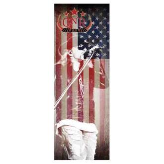 vlajka Guns N' Roses - Axel Standing, HEART ROCK, Guns N' Roses
