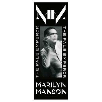 vlajka Marilyn Manson - Pale Emperor, HEART ROCK, Marilyn Manson