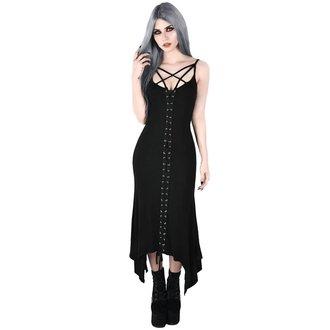 šaty dámske KILLSTAR - Diabolica - BLACK, KILLSTAR