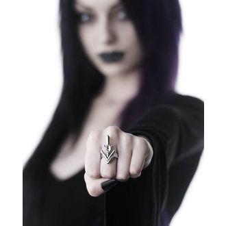 prsteň KILLSTAR - Divine energy - SILVER, KILLSTAR