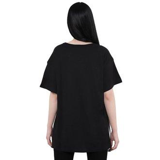 tričko dámske KILLSTAR - Don't Belong Relaxed - BLACK, KILLSTAR
