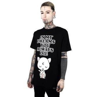 tričko (unisex) KILLSTAR - DREAMS - BLACK, KILLSTAR
