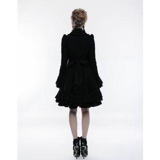 kabát dámsky PUNK RAVE - Gothic Lily, PUNK RAVE