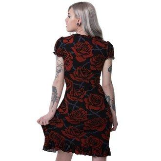 šaty dámske KILLSTAR - EDEN DOLL - BLACK, KILLSTAR