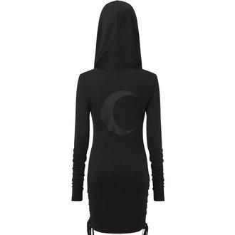 šaty dámske KILLSTAR - ELEANOR - BLACK, KILLSTAR