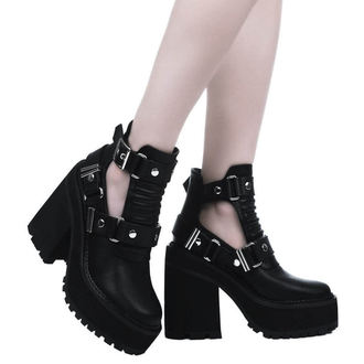 topánky dámske KILLSTAR - Electra - BLACK, KILLSTAR