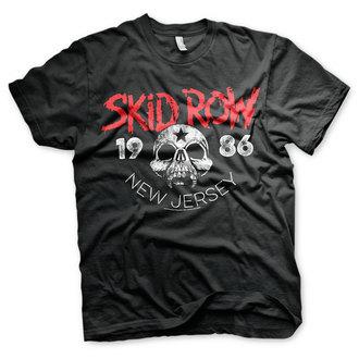 tričko pánske Skid Row - New Jersey - Black - HYBRIS, HYBRIS