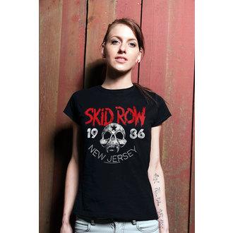 tričko dámske Skid Row - New Jersey - Black - HYBRIS, HYBRIS