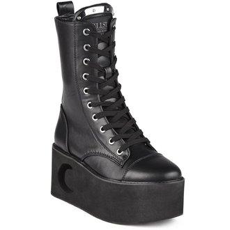 topánky dámske KILLSTAR - ETERNAL ECLIPSE - BLACK, KILLSTAR