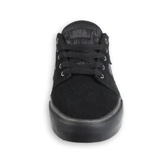 topánky ETNIES - Metal Mulisha - Barge - BLACK / LIME, METAL MULISHA