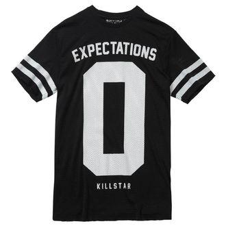 tričko unisex (dres) KILLSTAR - EXPECTATIONS - BLACK, KILLSTAR
