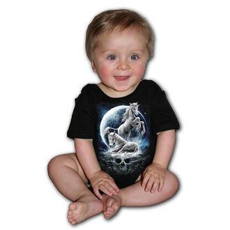 body detské SPIRAL - BABY UNICORN, SPIRAL