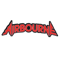 nášivka AIRBOURNE - LOGO CUT-OUT - RAZAMATAZ, RAZAMATAZ, Airbourne