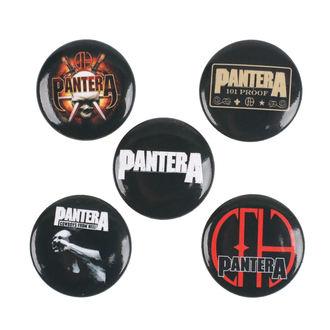odznaky Pantera - 101 Proof - RAZAMATAZ, RAZAMATAZ, Pantera