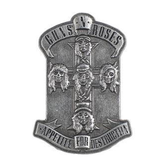 pripináčik Guns N' Roses - Appetite - RAZAMATAZ, RAZAMATAZ, Guns N' Roses