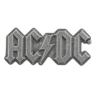pripináčik AC/DC - Metal Logo - RAZAMATAZ, RAZAMATAZ, AC-DC