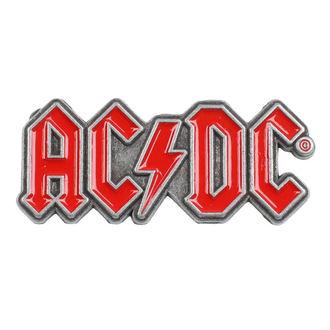 pripináčik AC/DC - Red Logo - RAZAMATAZ, RAZAMATAZ, AC-DC