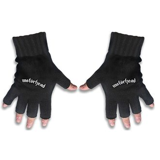 rukavice bezprsté RAZAMATAZ Motörhead 'Logo', RAZAMATAZ, Motörhead