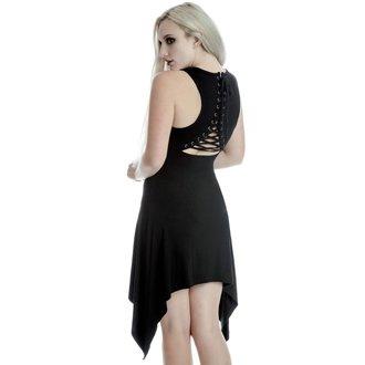 šaty dámske (tunika) KILLSTAR - Fly - BLACK, KILLSTAR