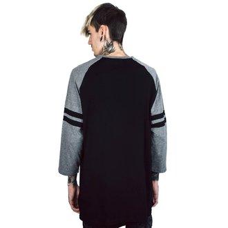 tričko pánske s 3/4 rukávom KILLSTAR - Fly- BLACK, KILLSTAR