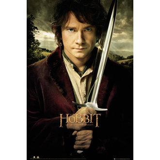 plagát The Hobit - Bilbo Sword - GB Posters - FP2881