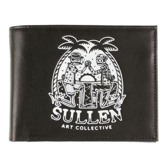peňaženka SULLEN - HOMIES - BLACK, SULLEN