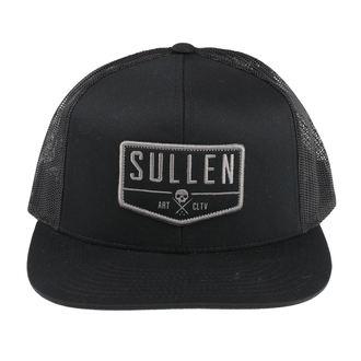 šiltovka SULLEN - BLOCKHEAD - BLACK, SULLEN