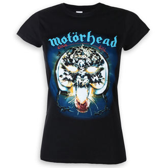 tričko dámske Motorhead - Overkill - ROCK OFF, ROCK OFF, Motörhead
